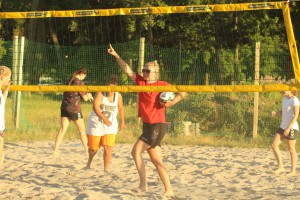 beach volleyball - stella